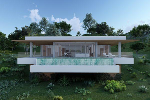Ocean-View Villa for Sale in Roatán