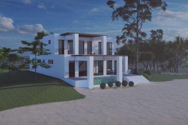Beachfront House for Sale in Roatán