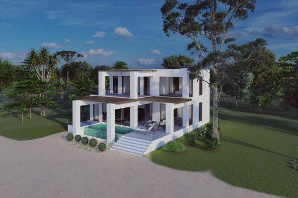 Beachfront House for Sale in Roatan