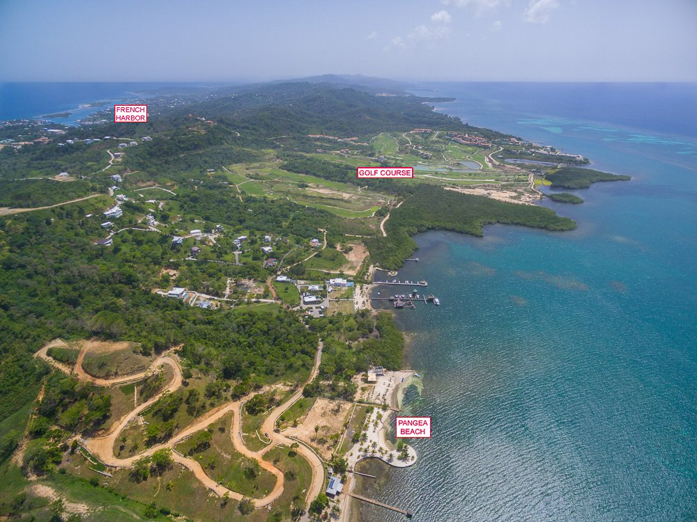 Pangea Beach Development View